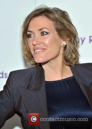 Cerys Matthews - Sony Radio Academy Awards held at the Grosvenor House- Arrivals - London, United Kingdom - Monday 13th...