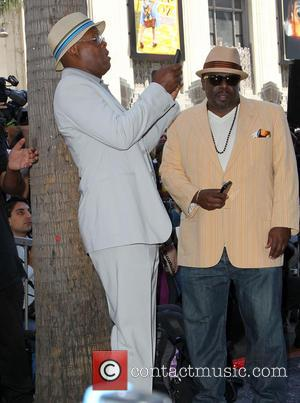 Samuel L. Jackson and Cedric The Entertainer