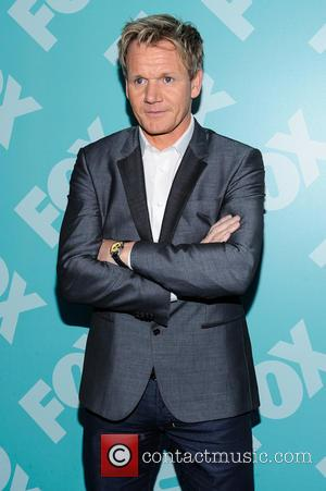 Gordon Ramsay - FOX 2103 Upfront Presentation Post-Party at Wollman Rink - Central Park - New York City, NY, United...