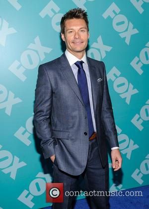 Ryan Seacrest - FOX 2103 Upfront Presentation Post-Party at Wollman Rink - Central Park - New York City, NY, United...