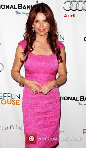 Roma Downey - Geffen Playhouses annual fundraiser