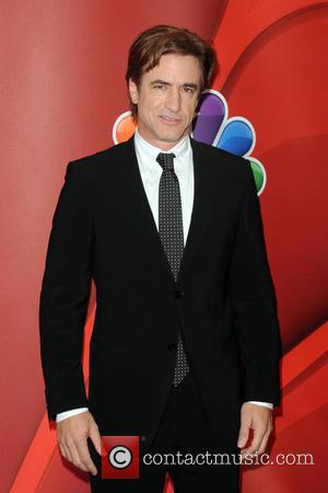 Dermot Mulroney - 2013 NBC Upfront Presentation - Arrivals - New York City, NY, United States - Monday 13th May...
