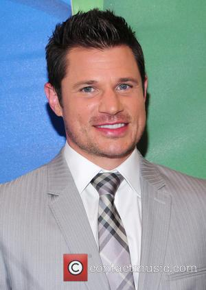 Nick Lachey - 2013 NBC Upfront Presentation - Arrivals - New York, United States - Monday 13th May 2013