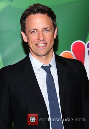 Saturday Night Live's Seth Meyers Engaged To Longtime Girlfriend Alexi Ashe
