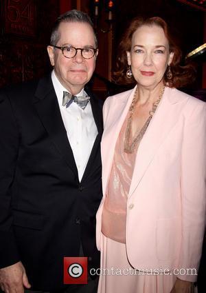 Peter Bartlett and Harriet Harris - New York Drama Critics Circle Awards held at 54 Below nightclub -Arrivals - New...