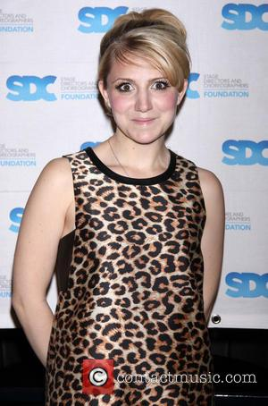 Annaleigh Ashford - Stage Directors and Choreographers Foundation (SDCF) Gala honoring director-choreographer Jerry Mitchell held at B.B. Kings - Arrivals...