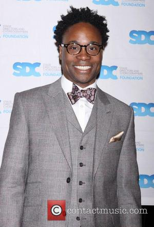 Billy Porter - Stage Directors and Choreographers Foundation (SDCF) Gala honoring director-choreographer Jerry Mitchell held at B.B. Kings - Arrivals...