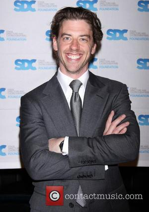 Christian Borle - Stage Directors and Choreographers Foundation (SDCF) Gala honoring director-choreographer Jerry Mitchell held at B.B. Kings - Arrivals...