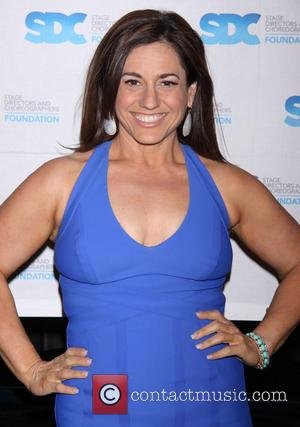 Marissa Jaret Winokur - Stage Directors and Choreographers Foundation (SDCF) Gala honoring director-choreographer Jerry Mitchell held at B.B. Kings -...
