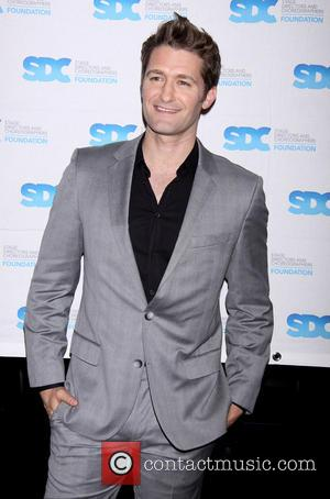 Matthew Morrison - Stage Directors and Choreographers Foundation (SDCF) Gala honoring director-choreographer Jerry Mitchell held at B.B. Kings - Arrivals...
