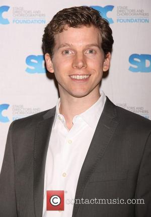 Stark Sands - Stage Directors and Choreographers Foundation (SDCF) Gala honoring director-choreographer Jerry Mitchell held at B.B. Kings - Arrivals...