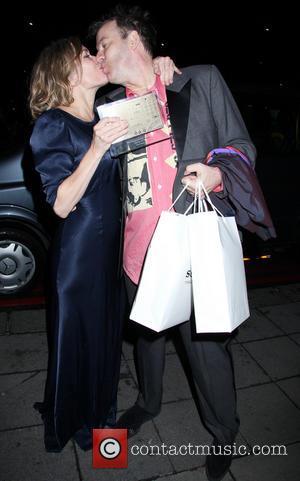 Cerys Matthews - Sony Radio Academy Awards held at Grosvenor House - Departures - London, United Kingdom - Monday 13th...