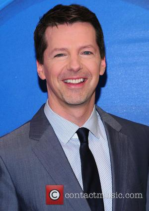 Sean Hayes - 2013 NBC Upfront Presentation - Arrivals - New York, United States - Monday 13th May 2013