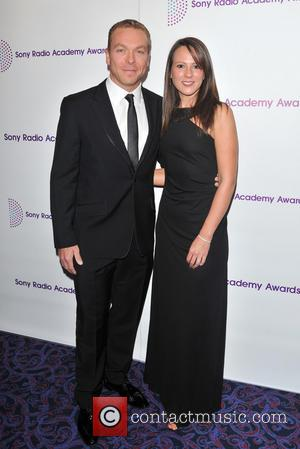 Sir Chris Hoy - Sony Radio Academy Awards held at Grosvenor House - Arrivals - London, United Kingdom - Monday...