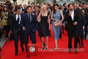 Hossein Amini, Oscar Issac, Kirsten Dunst, Viggo Mortensen and Daisy Bevan