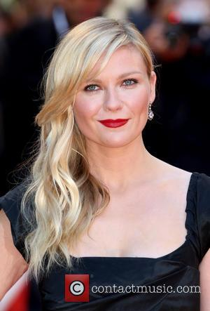 Kirsten Dunst - Two Faces Of January - UK film premiere held at the Curzon Mayfair - London, United Kingdom...