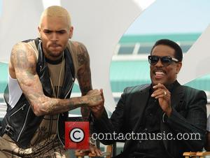 Chris Brown and Charlie Wilson