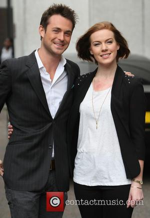 Jules Knight and Niamh Mcgrady