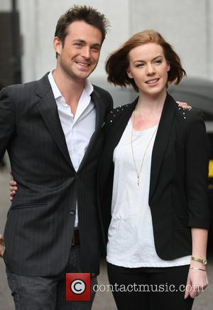 Niamh Mcgrady and Jules Knight