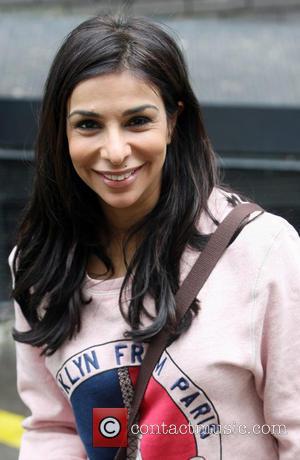 Shobna Gulati - Celebrities outside the ITV studios - London, United Kingdom - Tuesday 14th May 2013
