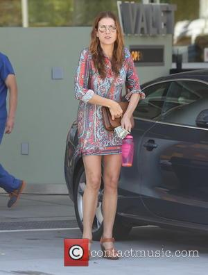 Kate Walsh - Kate Walsh seen out and about in West Hollywood - Los Angeles, California, United States - Tuesday...