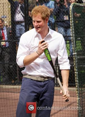 Prince Harry and Harlem