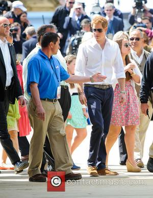 Prince Harry and Jersey Shore