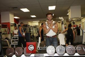Hugh Jackman and Wolverine