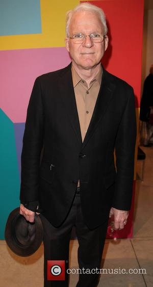 Steve Martin - Eric Fischi Book Launch Party at the Mary Boone Gallery - New York City, United States -...