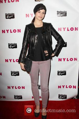 Alexis Knapp - NYLON Magazine Young Hollywood Party with May Cover Star Chloe Moretz - Hollywood, California, United States -...