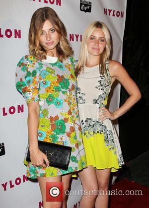 Aly Michalka and AJ Michalka - NYLON Magazine Young Hollywood Party with May Cover Star Chloe Moretz - Hollywood, California,...