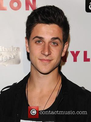 David Henrie - NYLON Magazine Young Hollywood Party with May Cover Star Chloe Moretz - Hollywood, CA, United States -...