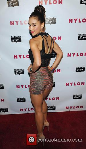 Lindsey Morgan - NYLON Young Hollywood Party with May Cover Star Chloe Moretz - Hollywood, CA, United States - Tuesday...