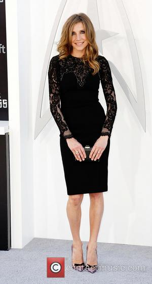 Sarah Chalke - Los Angeles Premiere of Paramount Pictures' 'Star Trek Into Darkness' held at the Dolby Theater in Hollywood...