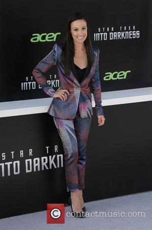 Catt Sadler - Los Angeles Premiere of Paramount Pictures'