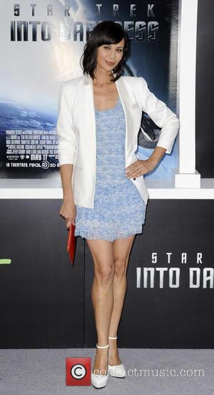 Catherine Bell - Los Angeles Premiere of Paramount Pictures' 'Star Trek Into Darkness' - Los Angeles, CA, United States -...