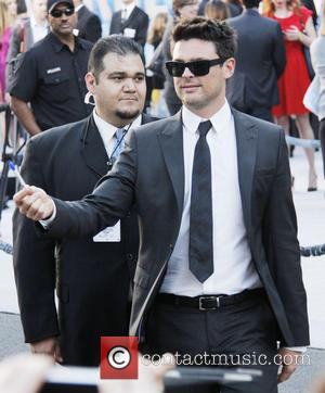 Karl Urban - Los Angeles Premiere 'Star Trek Into Darkness' held at the Dolby Theater in Hollywood - Outside Arrivals...