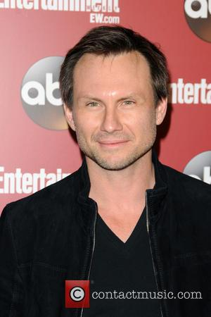 Christian Slater - Entertainment Weekly and ABC - TV Upfronts Party at the General - Arrivals - New York City,...