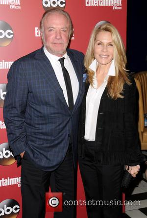 James Caan and Linda Caan - Entertainment Weekly and ABC - TV Upfronts Party at the General - Arrivals -...