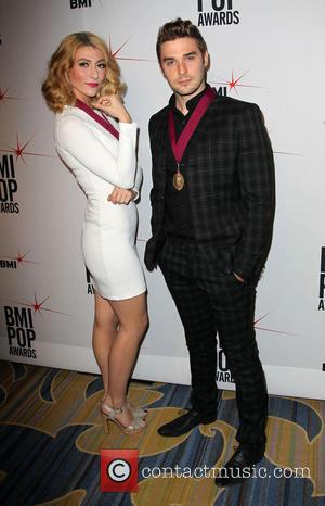Amy Heidemann, NIck Noonan and Of Karmin - 61st Annual BMI Pop Awards held at the Regent Beverly Wilshire Hotel...