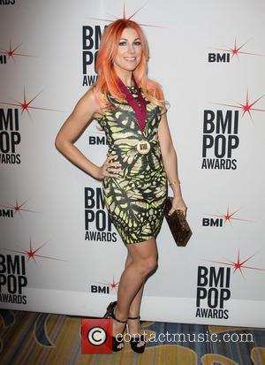 Bonnie McKee - 61st Annual BMI Pop Awards held at the Regent Beverly Wilshire Hotel - Beverly Hills, California, United...
