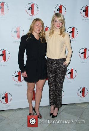 Emma Stone Supports Gilda Radner Cancer Benefit