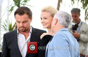 Baz Luhrmann, Leonardo Dicaprio and Carey Mulligan