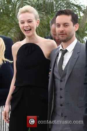 Carey Mulligan and Tobey Maguire