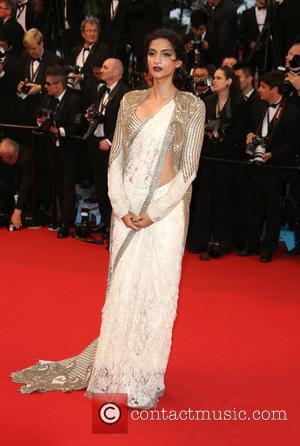 Sonam Kapoor - 66th Cannes Film Festival - 'The Great Gatsby' - Premiere - Cannes, France - Wednesday 15th May...