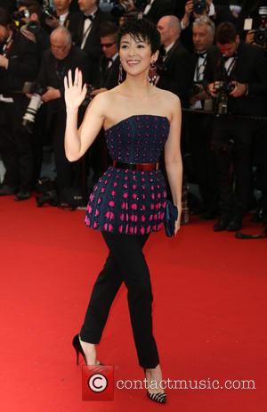 Zhang Ziyi - 66th Cannes Film Festival - 'The Great Gatsby' - Premiere - Cannes, France - Wednesday 15th May...