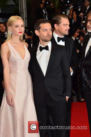 Toby Maguire and Carey Mulligan
