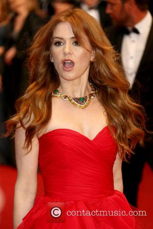 Isla Fisher, Cannes Film Festival