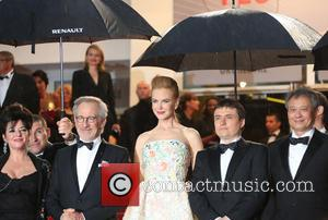 Steven Spielberg, Nicole Kidman, Cristian Mungiu and Ang Lee