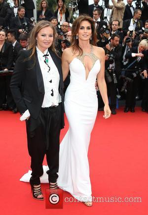 Eva Cavalli and Cindy Crawford